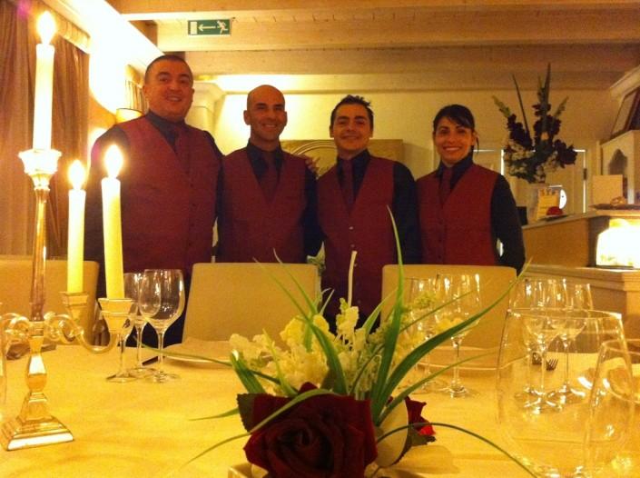 Ristorante Maestrale Roma pesce - Personale di grande esperienza